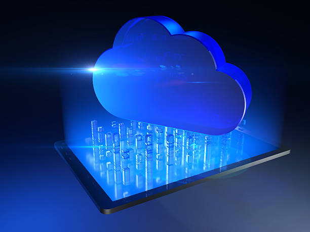 Cloud computing Cloud computing genetic modification stock pictures, royalty-free photos & images