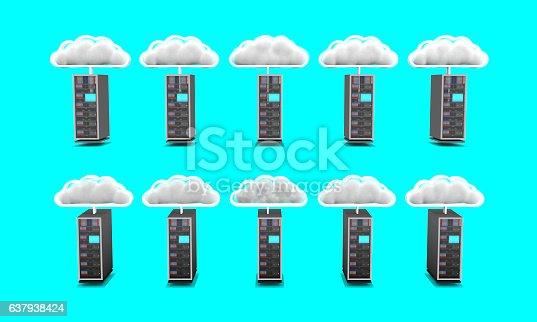 513118394 istock photo Cloud Computing 637938424