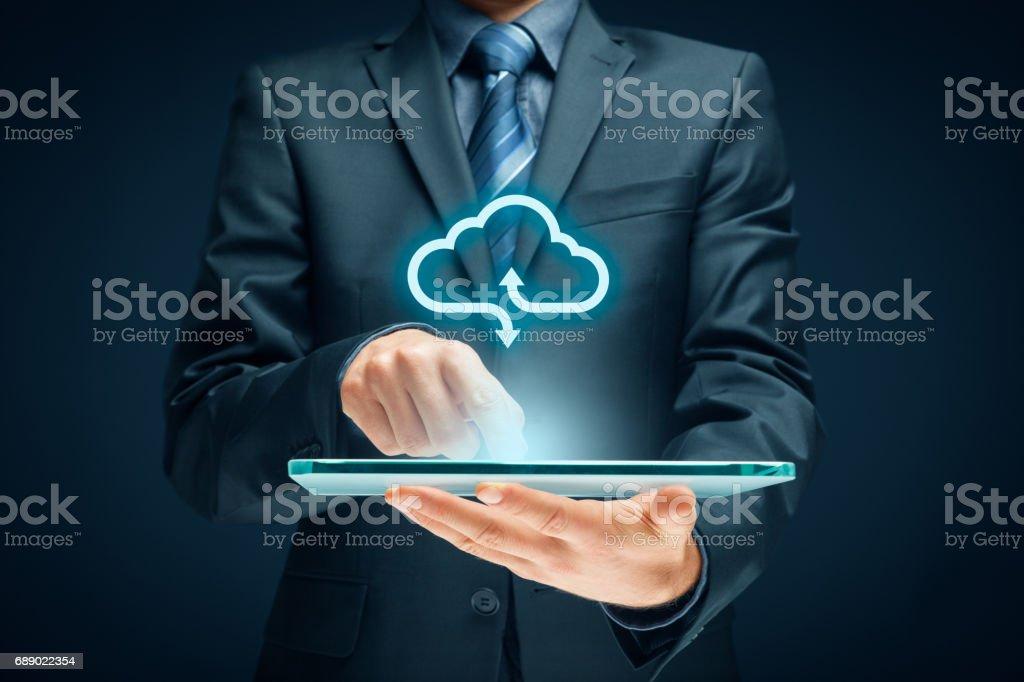 Cloud computing  – Foto