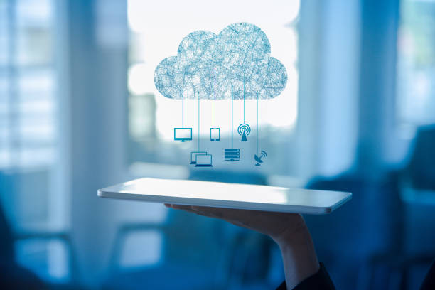 cloud computing technology, communication, ideas, concept, digital cloud computing stock pictures, royalty-free photos & images