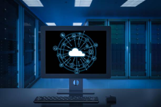 cloud computing-Technologie – Foto