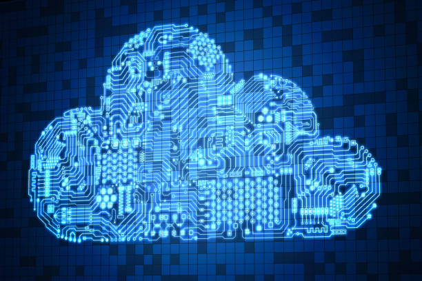 Cloud-Computing-Technologie – Foto