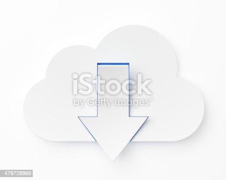 istock Cloud computing technology 479728865