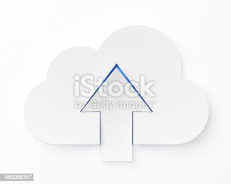 istock Cloud computing technology 480068347