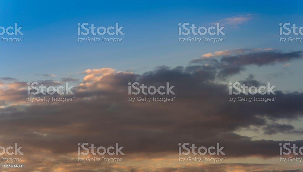 Cloud dragon stock photo