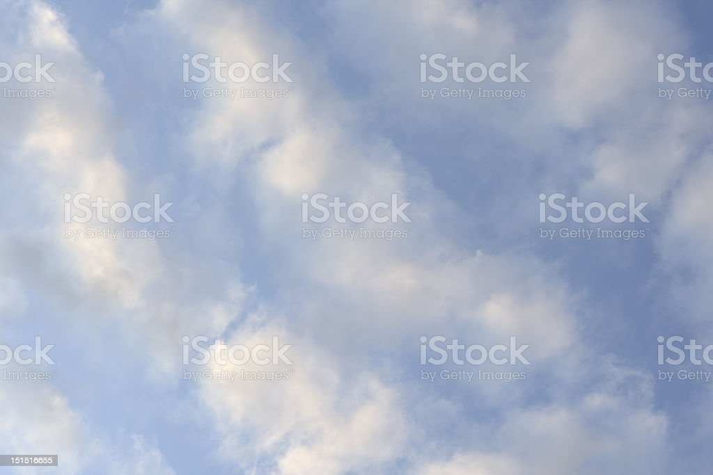 cloud form royalty-free stock photo