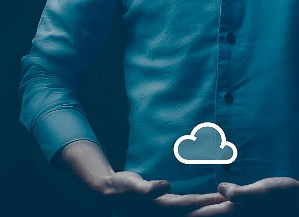 cloud internet future stock photo