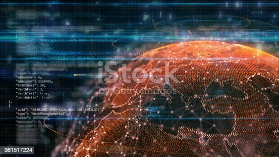882222132 istock photo Cloud Network and Computing 981517224