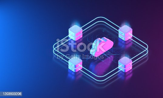 1151943994 istock photo Cloud Network Server Solutions 1203503206