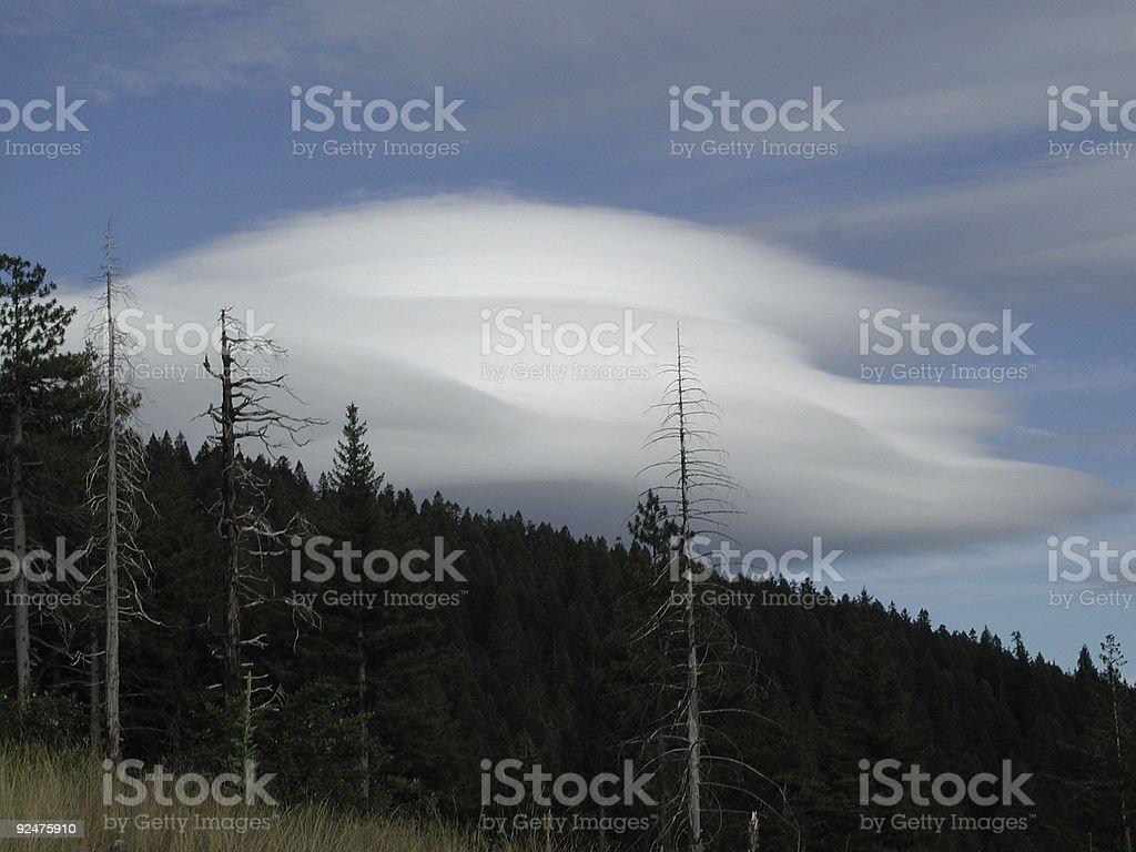 Cloud Nine royalty-free stock photo