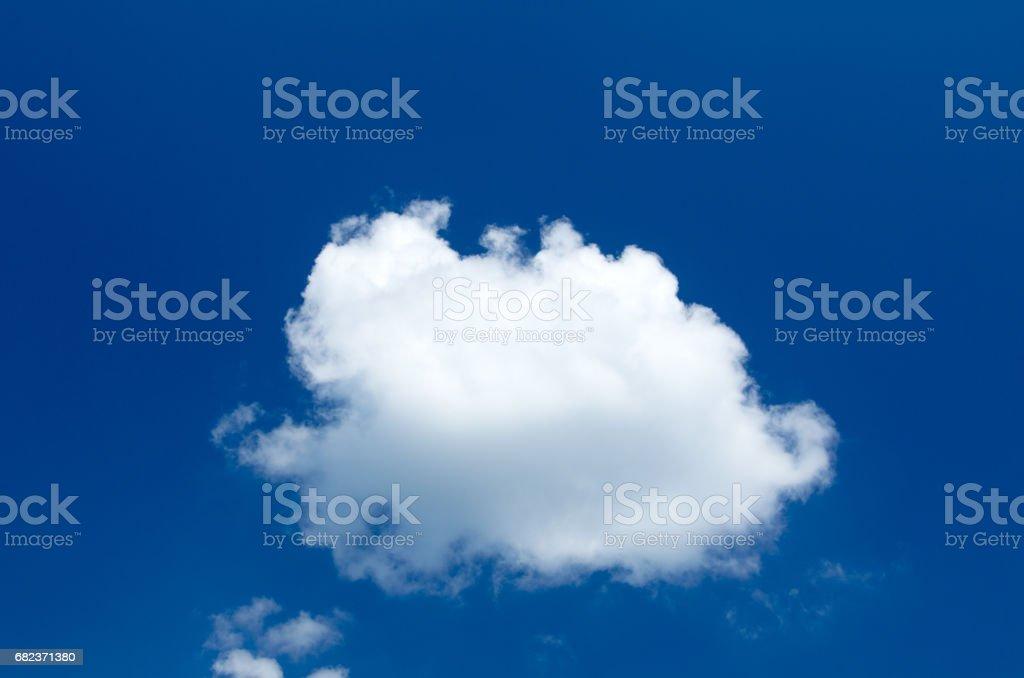 cloud royalty free stockfoto