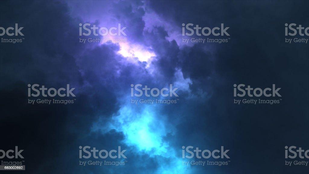 Cloud foto de stock royalty-free