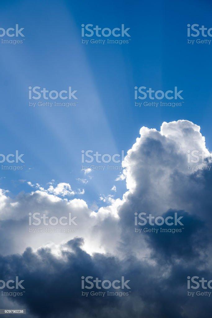 Cloud stock photo