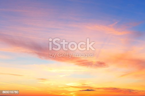 istock cloud pink. 865016780