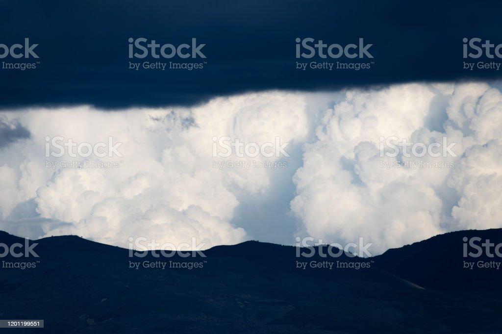 Cloud Sandwich - Royalty-free Cloud - Sky Stock Photo