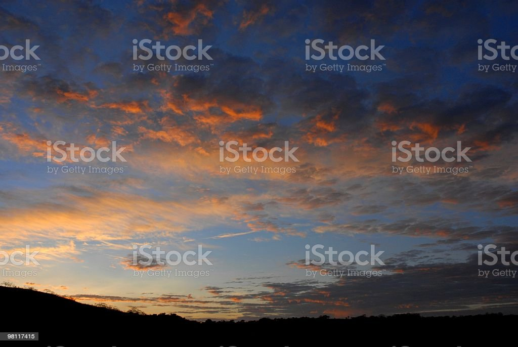 Scapo d'cloud foto stock royalty-free