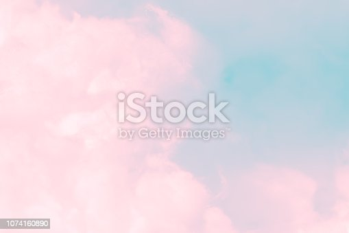 Cotton, Candy, Fantasy, Colorful, Cloud