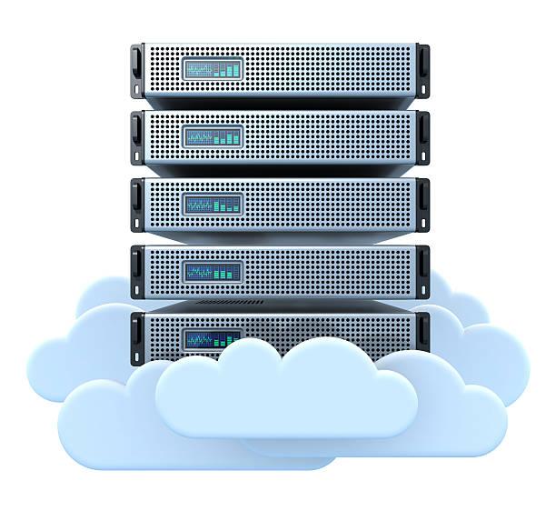 Cloud-server – Foto
