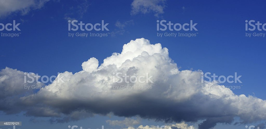 cloud sky royalty-free stock photo