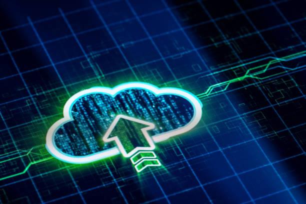 Cloud-Lösung-Technologie – Foto