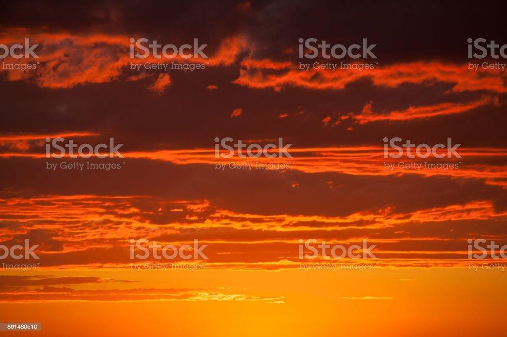Cloud Typologies stock photo