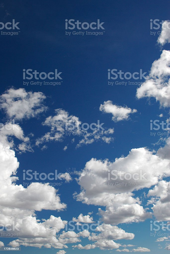 Clouds 02 royalty-free stock photo