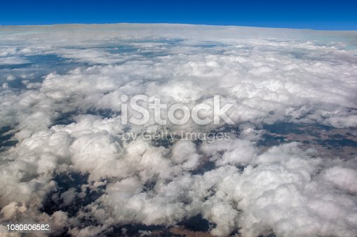 istock Clouds Aerial View 1080606582