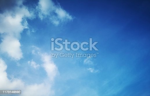 istock Clouds Aerial View 1173146592