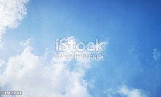 istock Clouds Aerial View 1173147481