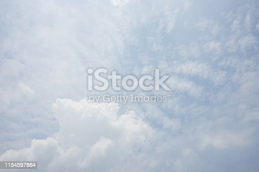 937694668istockphoto Clouds and bright blue sky background 1154597864