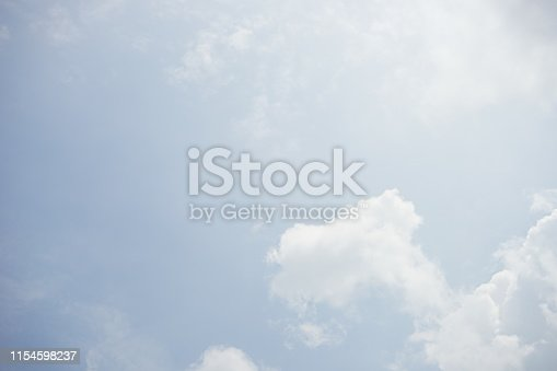 937694668istockphoto Clouds and bright blue sky background 1154598237
