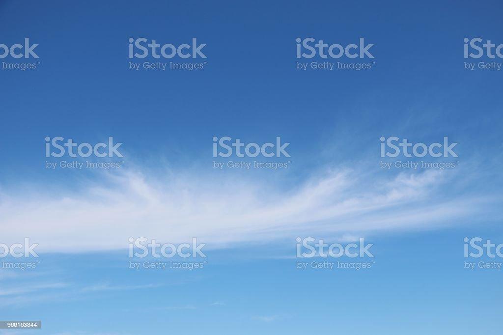 nubes en el cielo - Foto de stock de Abierto libre de derechos