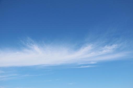 Nubes En El Cielo Foto de stock y más banco de imágenes de Abierto