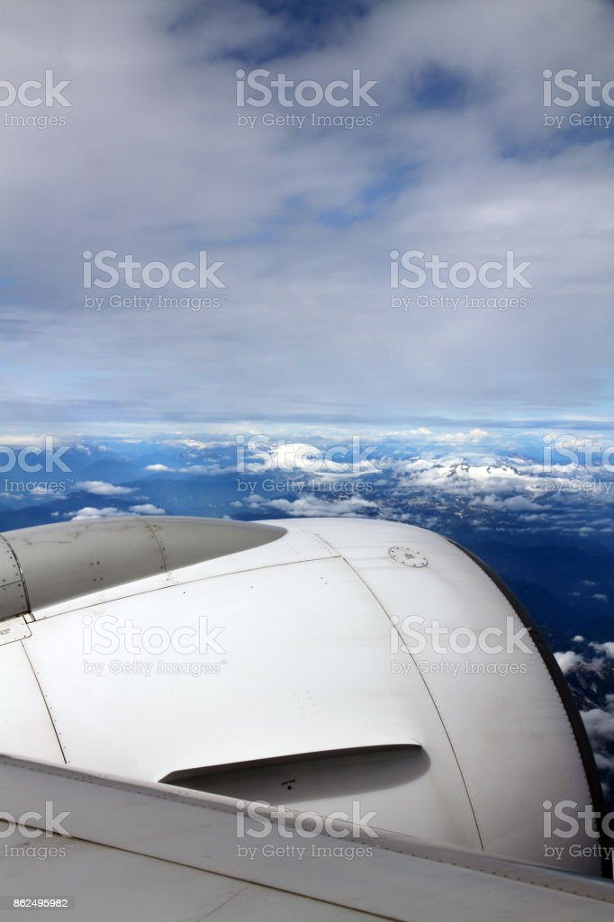 Clouds At The Starting Of The Flight Stock Photo Download Image Now Istock