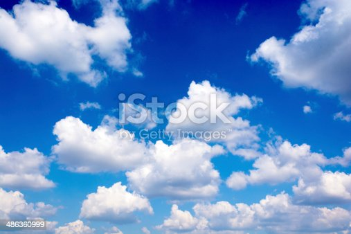 istock Clouds background 486360999