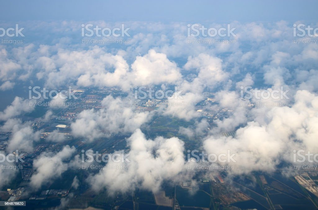 clouds background royalty-free stock photo