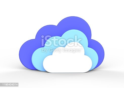 clouds, icon, sign, white background