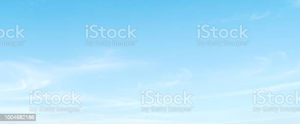 Photo of Clouds in the blue sky