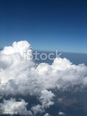 istock Clouds in the sky 1039763210