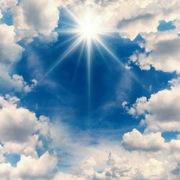 wolken ist frame - paradies stock-fotos und bilder