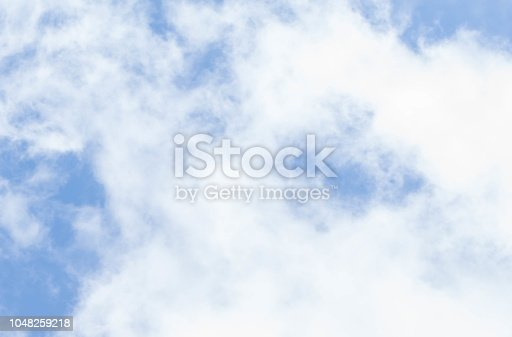 istock Clouds on sky 1048259218