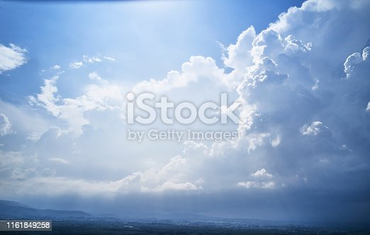 186849963 istock photo Clouds on Sky 1161849258