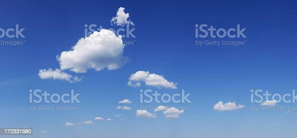 Clouds On Sky Stock Photo - Download Image Now