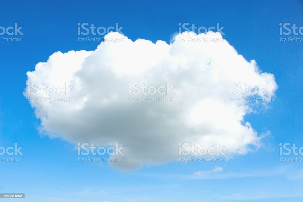 clouds on the sky royalty-free stock photo