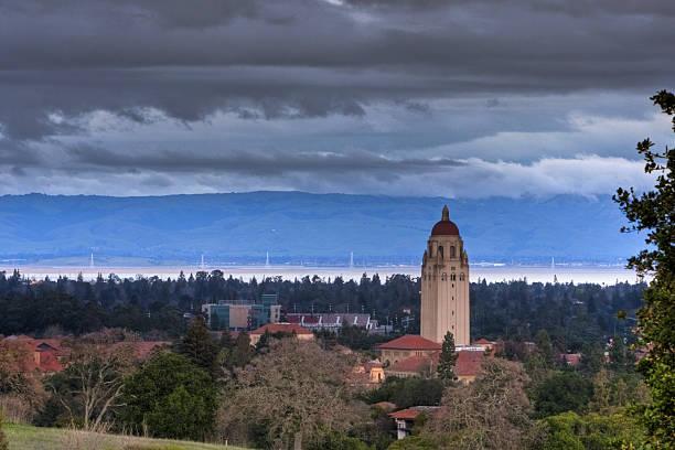 Nuages sur Palo Alto California - Photo