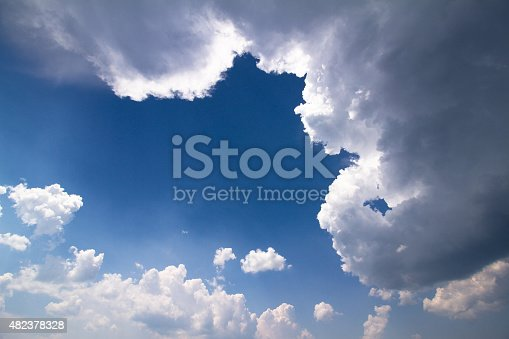 istock Clouds 482378328