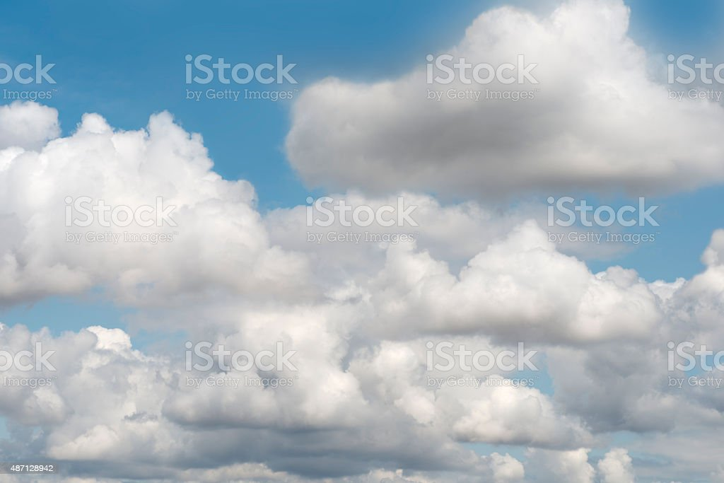 Clouds - Royalty-free 2015 Stock Photo