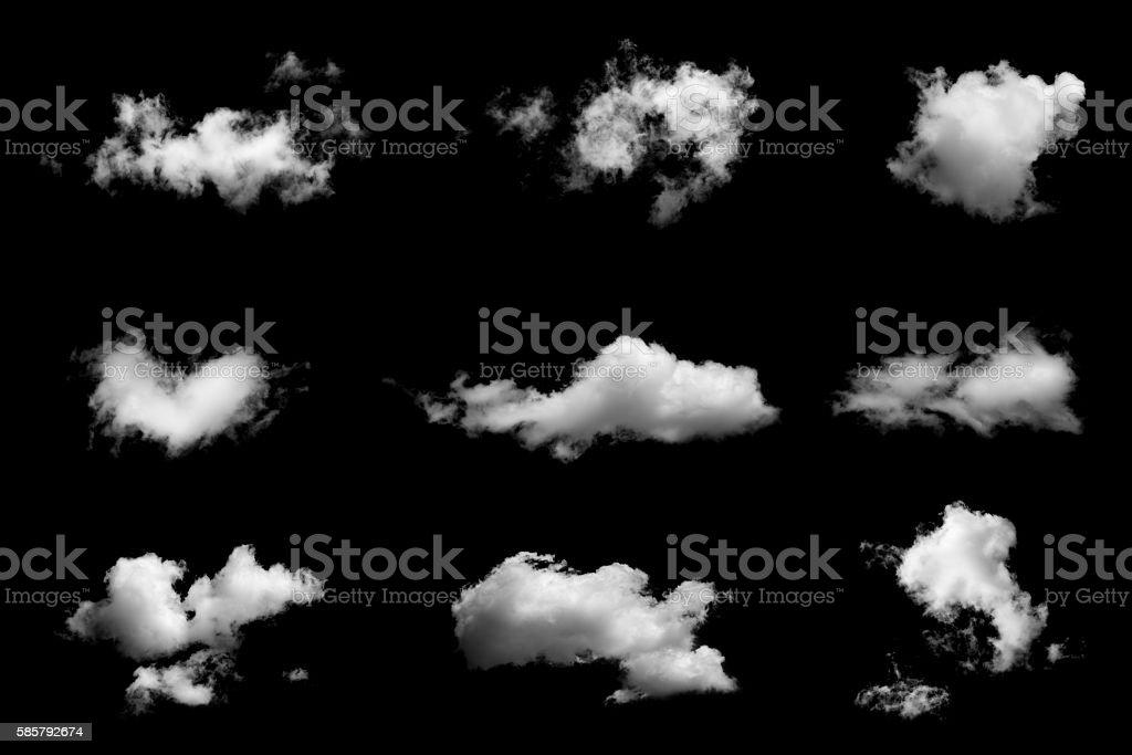 Wolken  – Foto