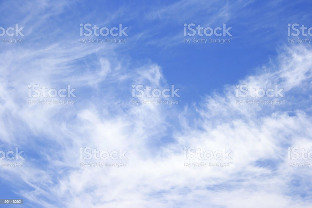 Clouds - Royalty-free Abstract Stockfoto