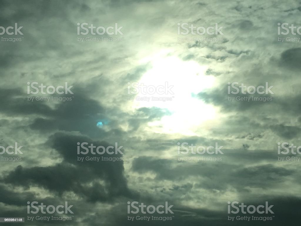 Clouds - Royalty-free Abstract Stock Photo